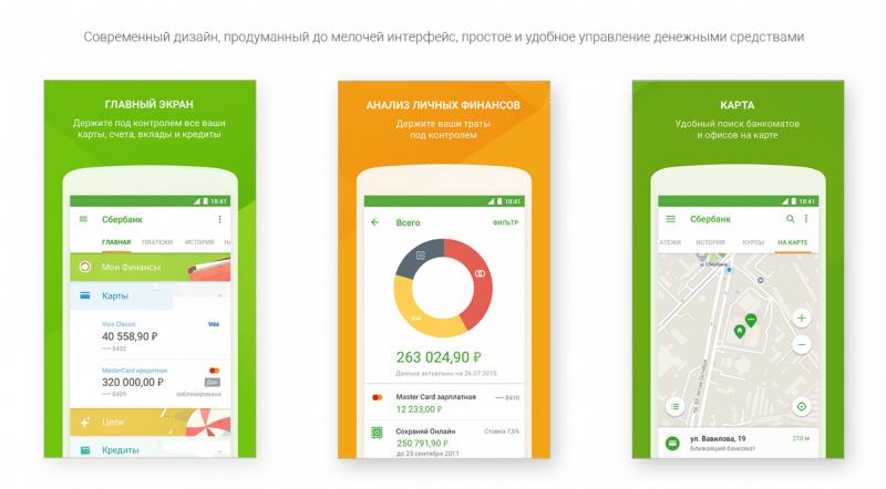 скачать приложение сбербанк онлайн для ноутбука