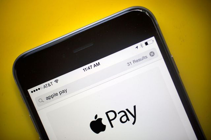 Использование Apple Pay