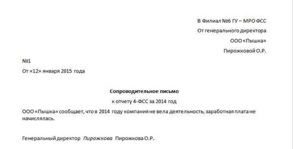 Сопроводительное письмо к декларации 2 ндфл бухгалтерия вконтакте