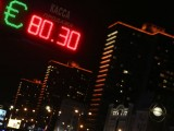 Рубль установил рекорд дневного падения с 1999 года