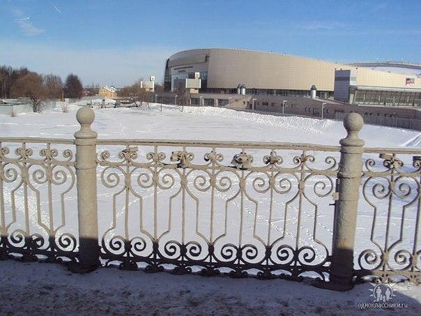 Коломна Конькобежный центр