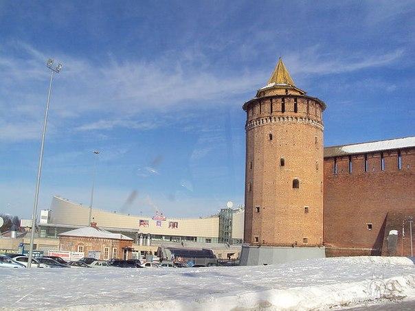 Коломна Маринкина башня