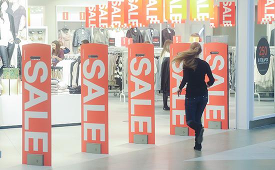 Магазины зафиксировали резкое падение продаж