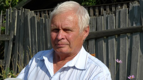 Фермер Алексей Волошин