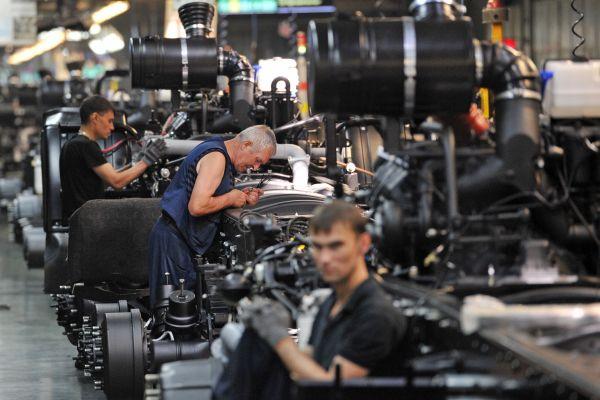 В США предрекли вхождение России в десятку крупнейших экономик мира