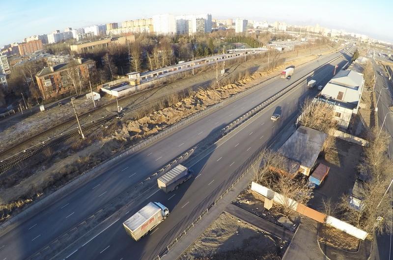 Участок дороги, соединяющий МКАД и М-5, ввели в Котельниках раньше срока